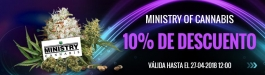 Oferta Ministry of Cannabis